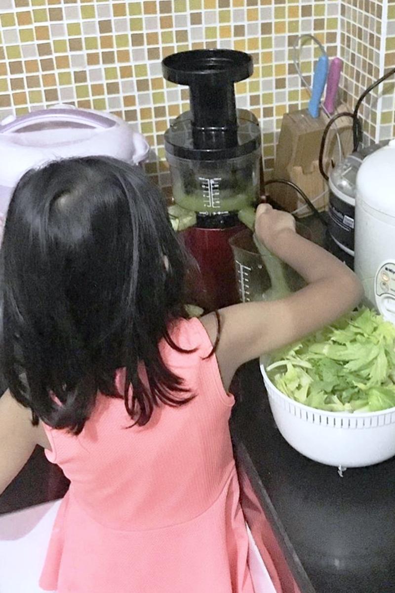 Cara Membuat Jus Seledri