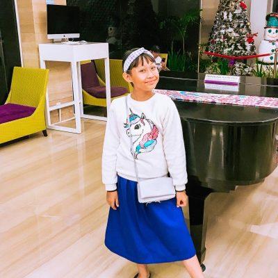 Fashion Blogger Anak OOTD